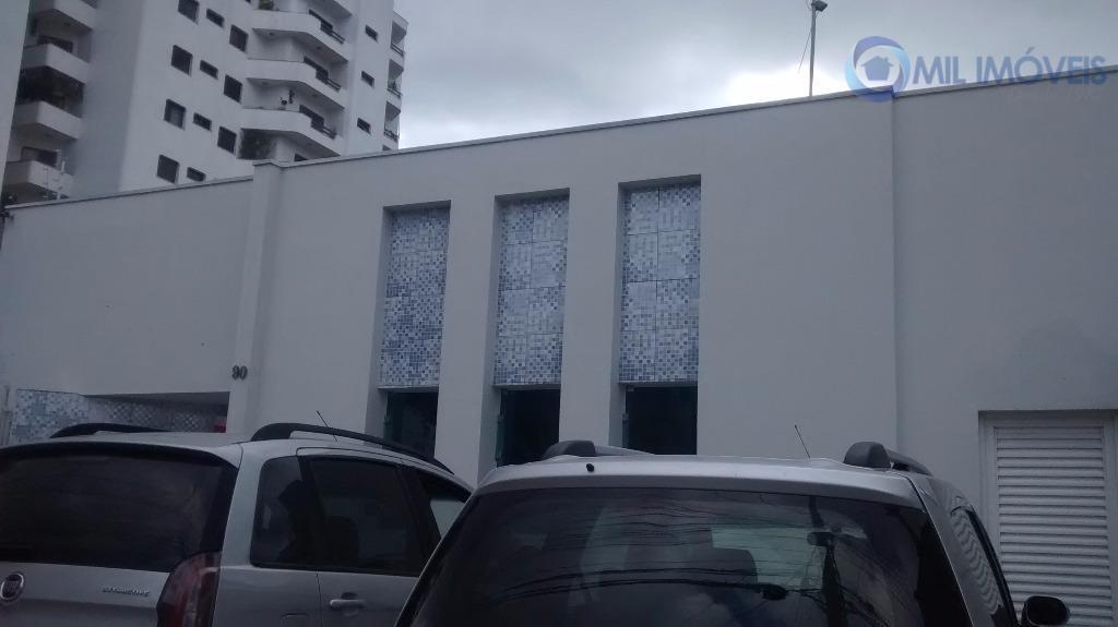 Ponto comercial para locação, Vila Ema, São José dos Campos.
