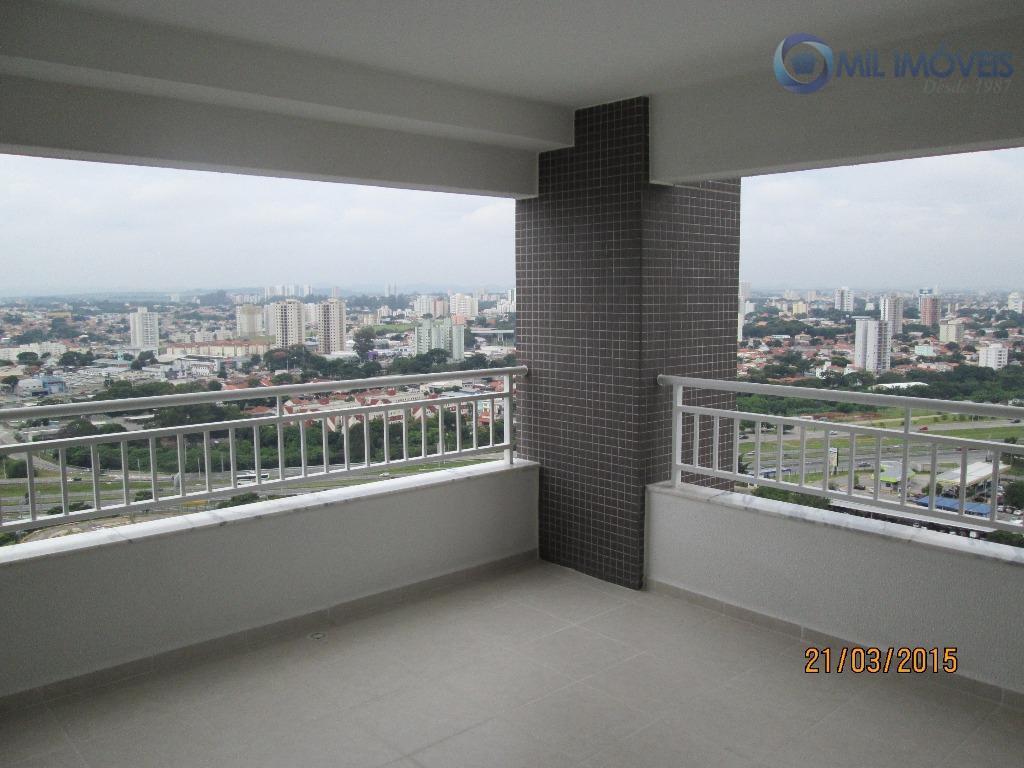 Apartamento com 2 dormitórios para alugar, 82 m² por R$ 2.400/mês - Jardim Aquarius - São José dos Campos/SP