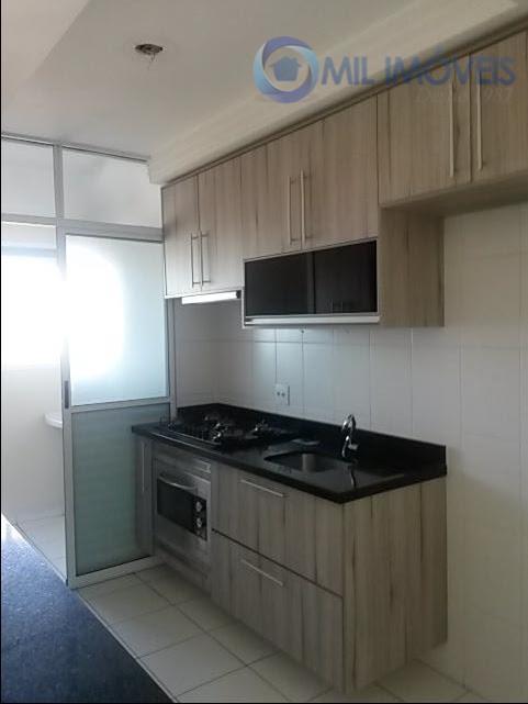 Apartamento com 2 dormitórios à venda, 63 m² por R$ 280.000 - Vila Betânia - São José dos Campos/SP