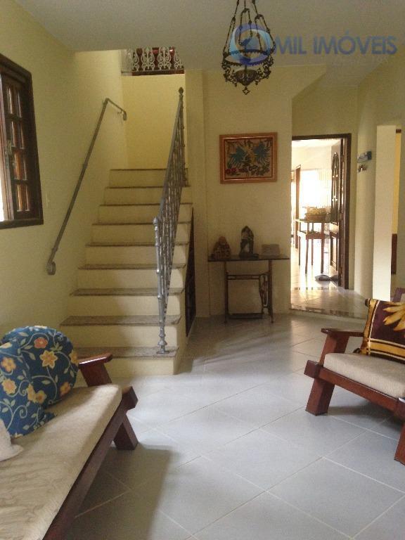 Sobrado residencial à venda, Jardim das Indústrias, São José dos Campos - SO0013.