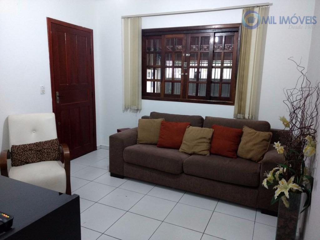 Casa residencial para locação, Jardim das Indústrias, São José dos Campos - CA0642.
