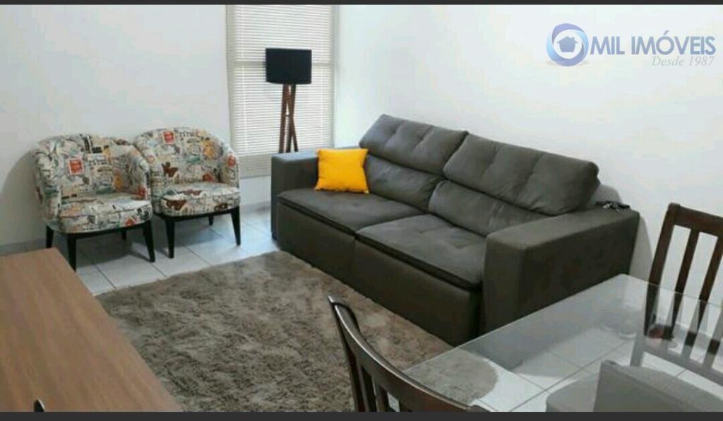 Apartamento residencial à venda, Vila Rossi, São José dos Campos.