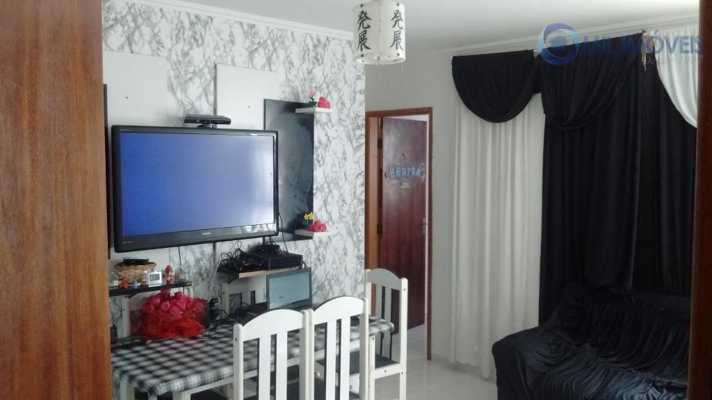 Apartamento residencial à venda, Vila Zizinha, São José dos Campos.