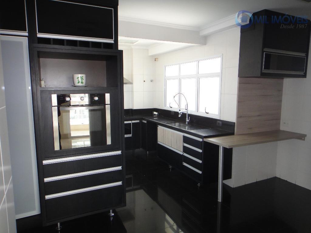 Apartamento com 3 dormitórios à venda, 130 m² por R$ 712.000 - Jardim Aquarius - São José dos Campos/SP