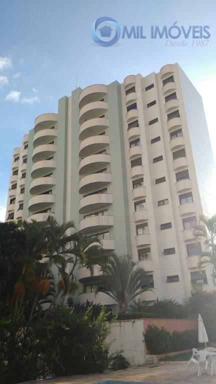 Apartamento residencial para venda e locação, Vila Ema, São José dos Campos.