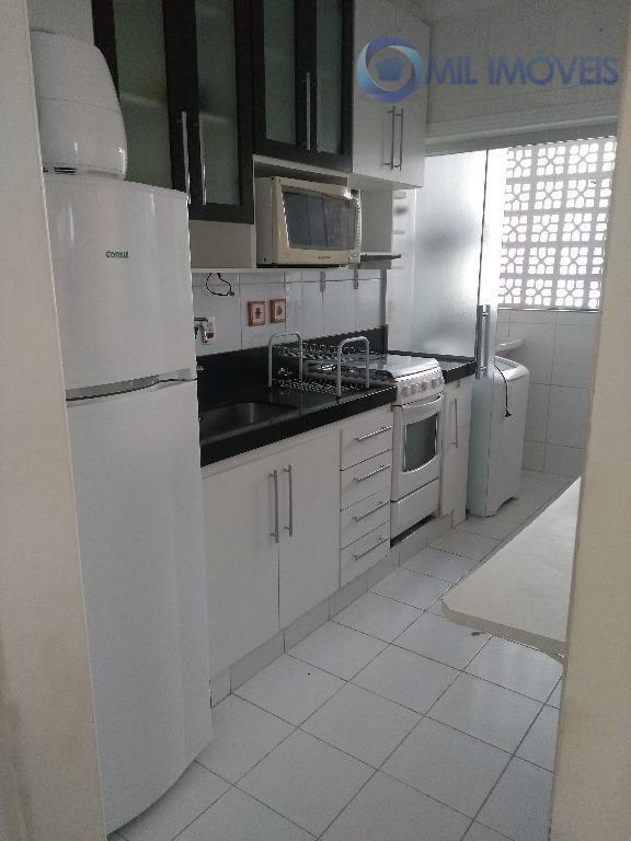 Apartamento Semi Mobiliado para Locação, Parque Residencial Aquarius, São José dos Campos.