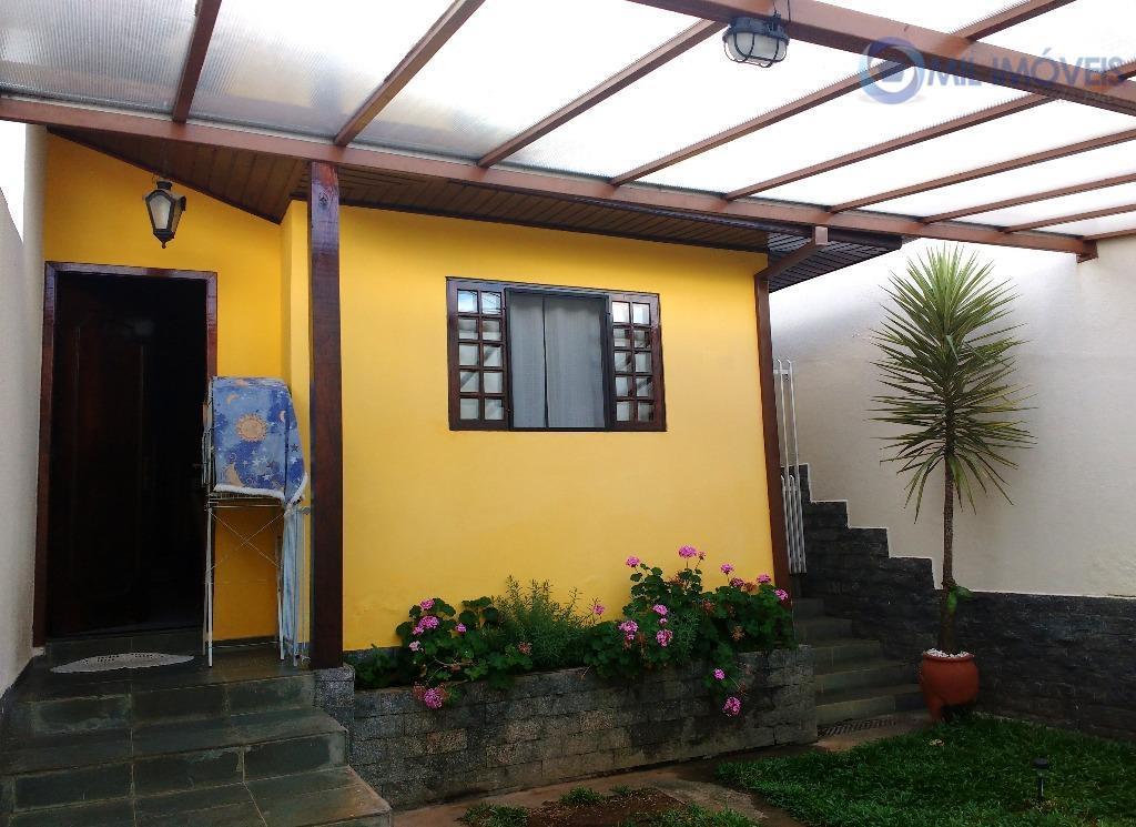 Casa à venda - 3 dormitórios com suíte, closet - Jardim das Indústrias, São José dos Campos.