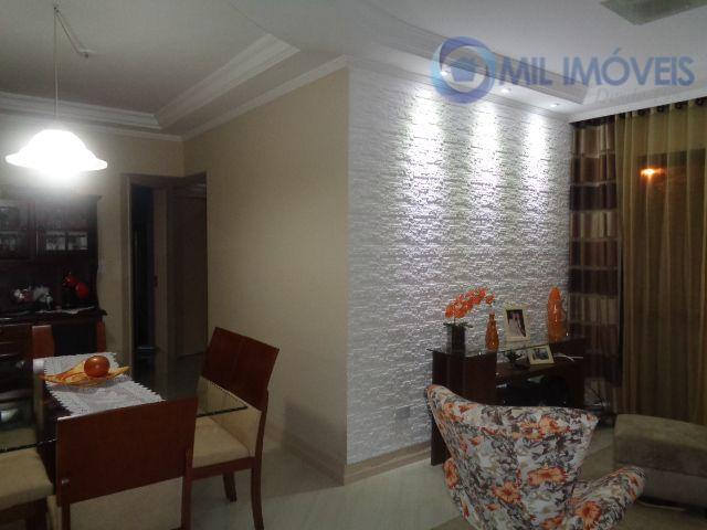 Apartamento residencial à venda, Jardim das Indústrias, São José dos Campos.