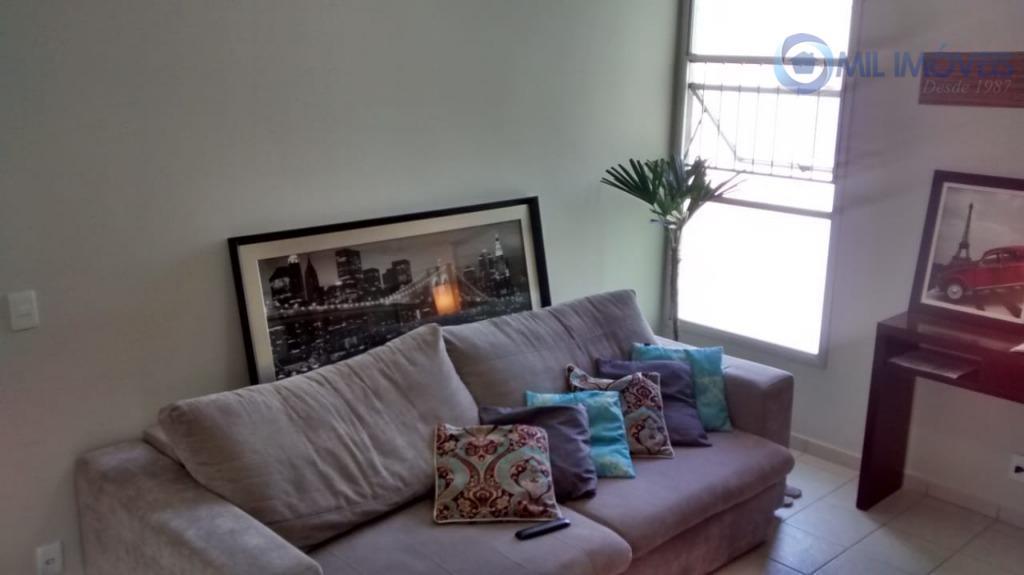 jardim américa - apartamento 2 dormitórios, armários, sala, banheiro social, cozinha com armários, área de serviço,...