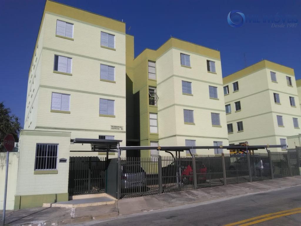 Apartamento residencial para venda e locação, Jardim América, São José dos Campos.