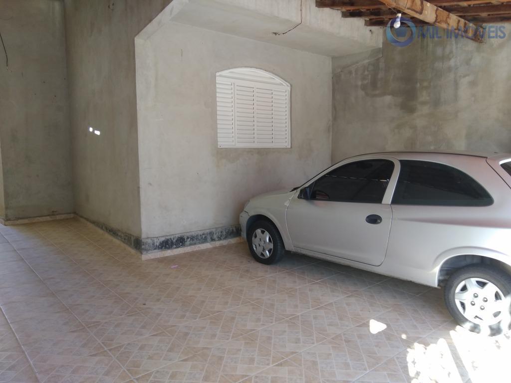 Sobrado residencial à venda, Cidade Morumbi, São José dos Campos.