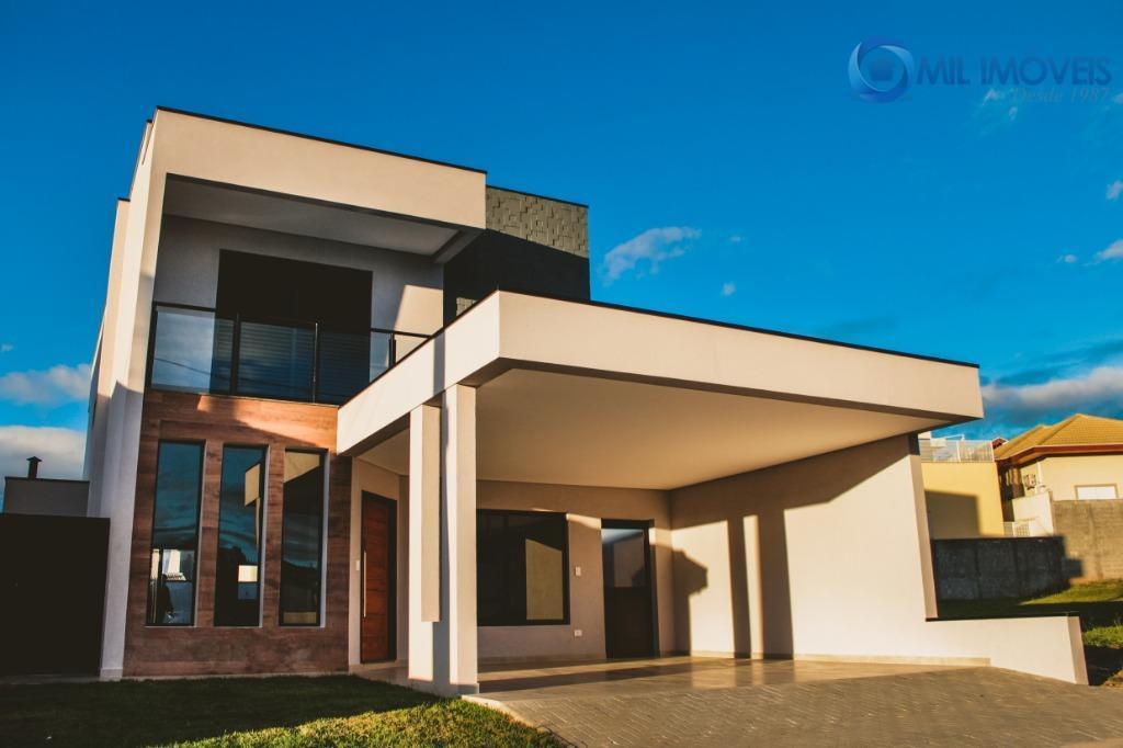 Sobrado com 4 dormitórios à venda, 226 m² por R$ 980.000 - Urbanova - São José dos Campos/SP