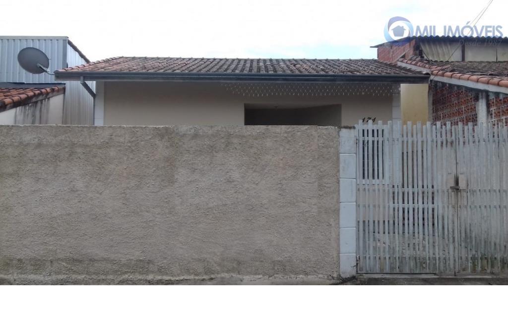 Casa residencial à venda, Jardim Limoeiro, São José dos Campos.