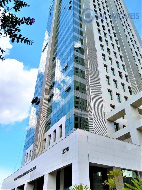 Sala comercial Helbor Offices – Jardim das Colinas