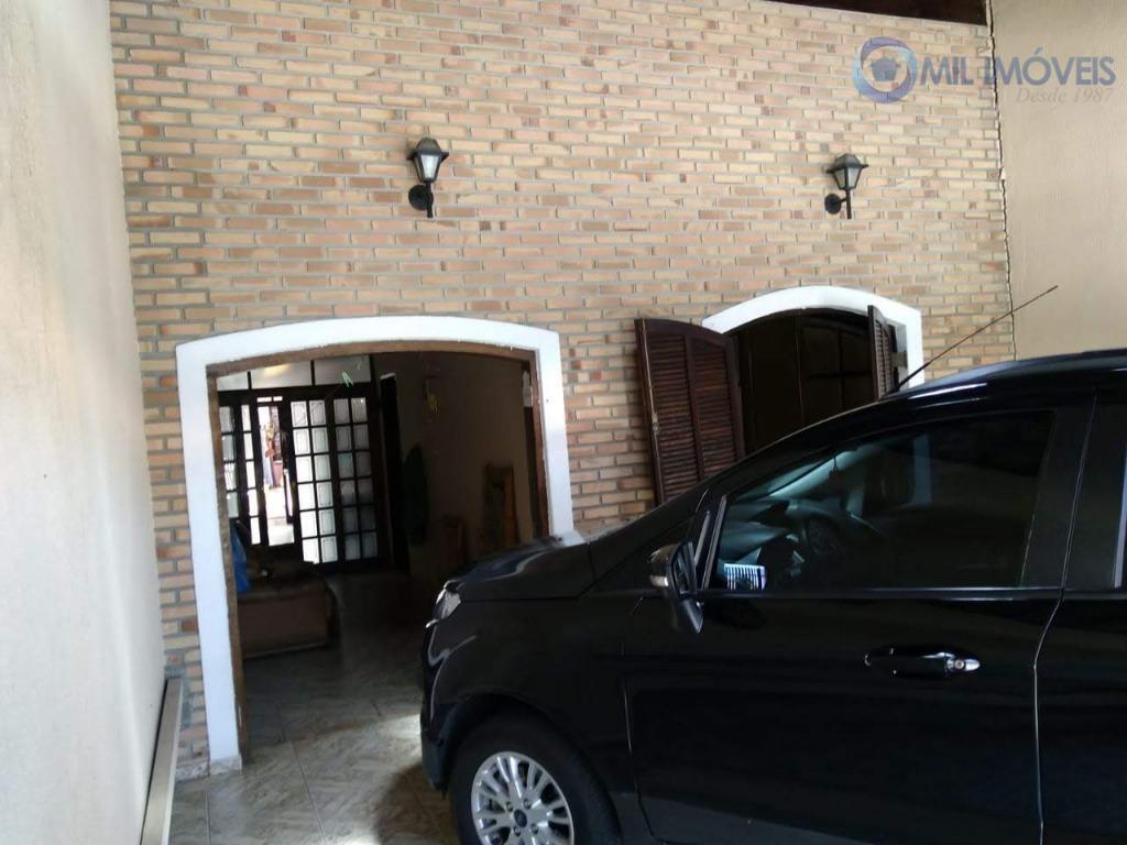 Casa com 3 dormitórios à venda, 77 m² por R$  - Cidade Morumbi - São José dos Campos/SP