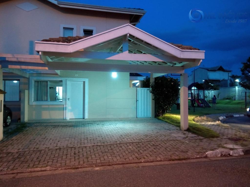 Casa com 2 dormitórios à venda, 62 m² por R$ 415.000 - Loteamento Villa Branca - Jacareí/SP
