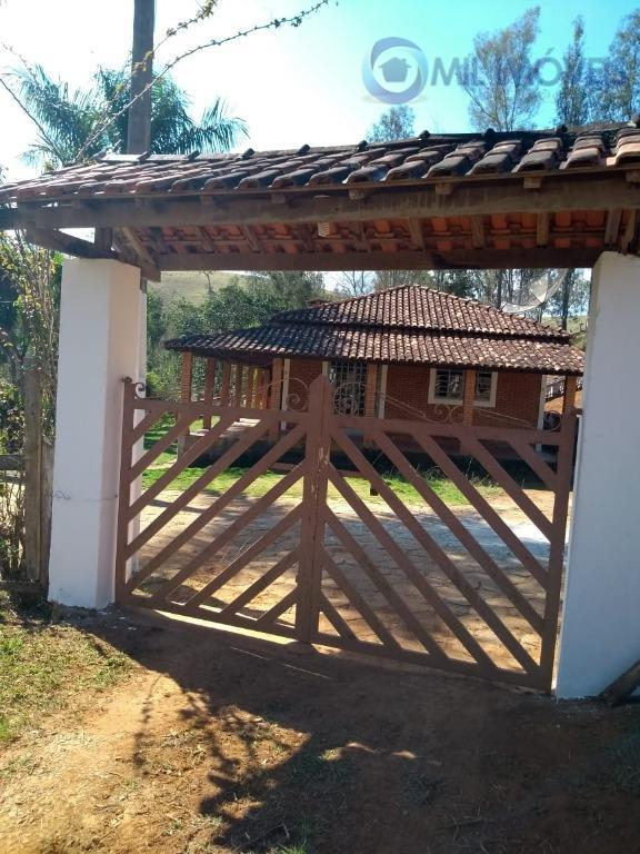Sítio à venda, 14 m² por R$ 300.000 - Pessegueiro - Itajubá/MG