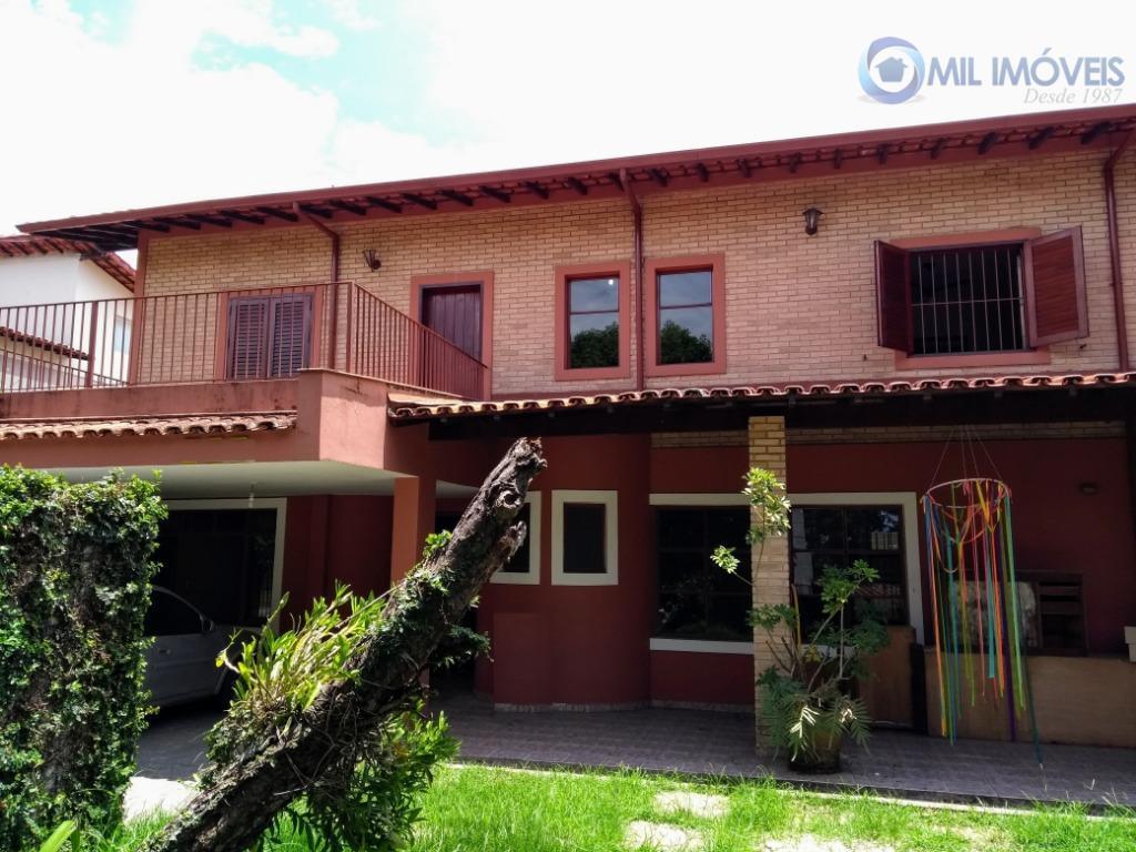 Sobrado com 4 dormitórios para alugar, 280 m² por R$ 3.300/mês - Jardim Esplanada - São José dos Campos/SP
