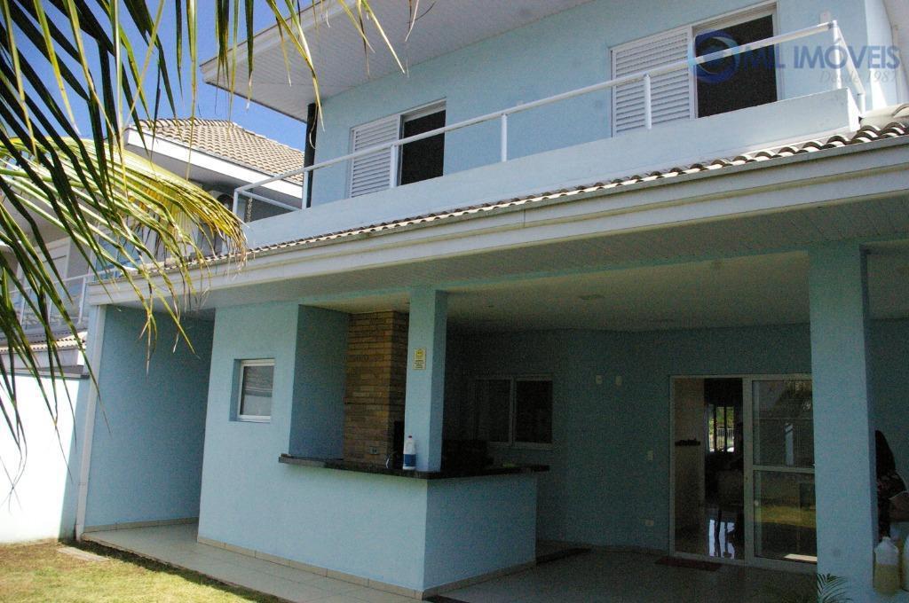 Sobrado com 4 dormitórios à venda, 235 m² por R$ 940.000 - Urbanova - São José dos Campos/SP