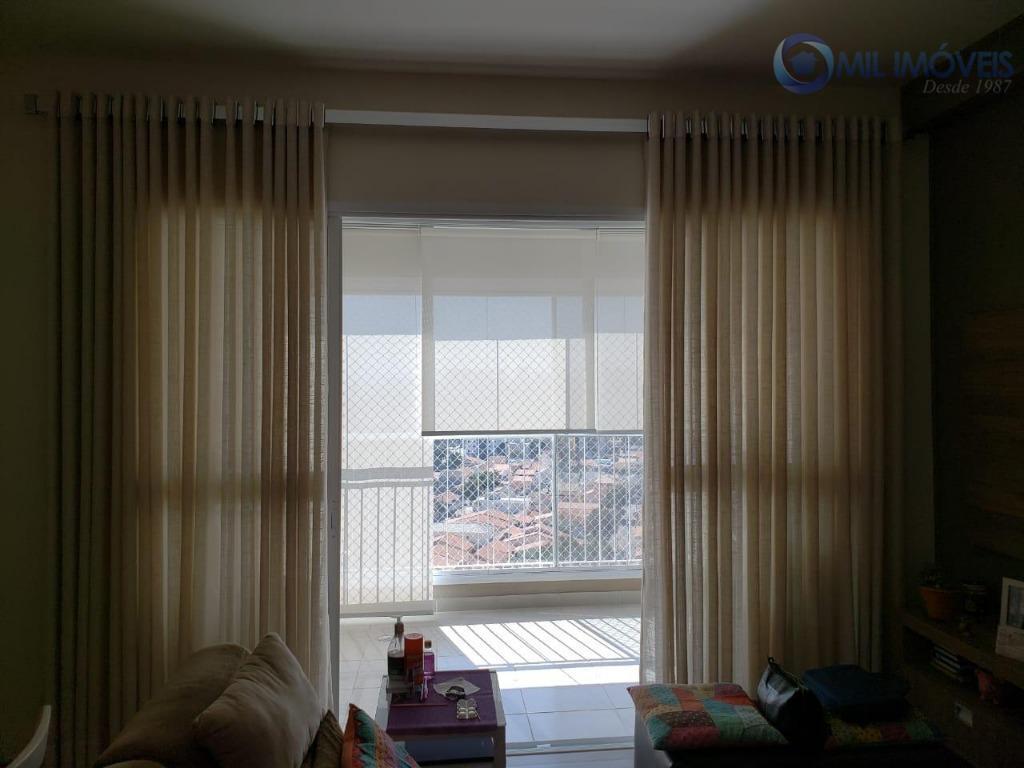 Apartamento com 2 dormitórios à venda por R$ 430.000 - Jardim das Indústrias - São José dos Campos/SP