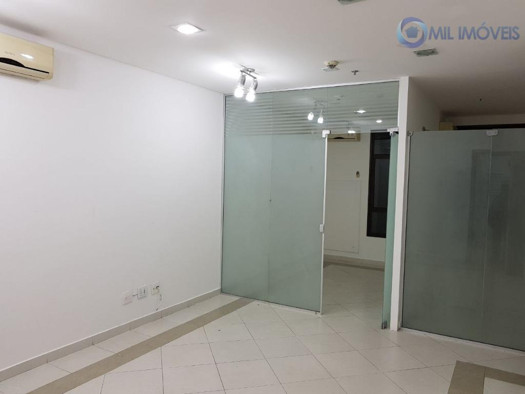 Sala para alugar, 37 m² por R$ 900/mês - Jardim Aquarius - São José dos Campos/SP