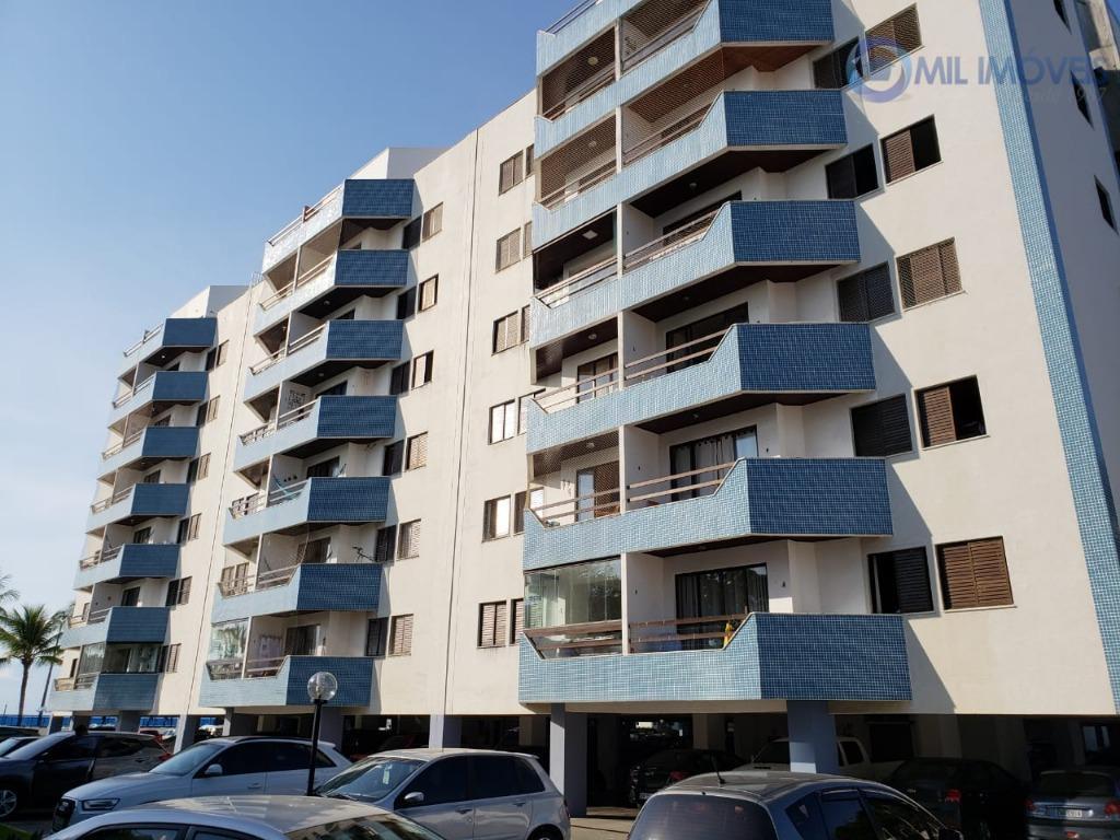 Apartamento com 3 dormitórios à venda, 66 m² por R$ 477.000 - Prainha - Caraguatatuba/SP