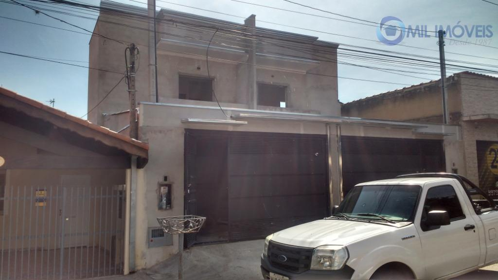 Sobrado com 3 dormitórios à venda, 120 m² por R$ 480.000 - Jardim das Indústrias - São José dos Campos/SP