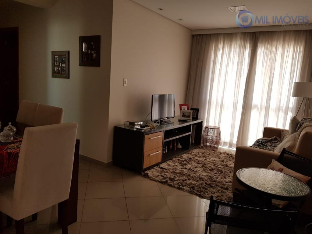 Apartamento com 2 dormitórios à venda, 65 m² por R$ 350.000 - Jardim Vale do Sol - São José dos Campos/SP