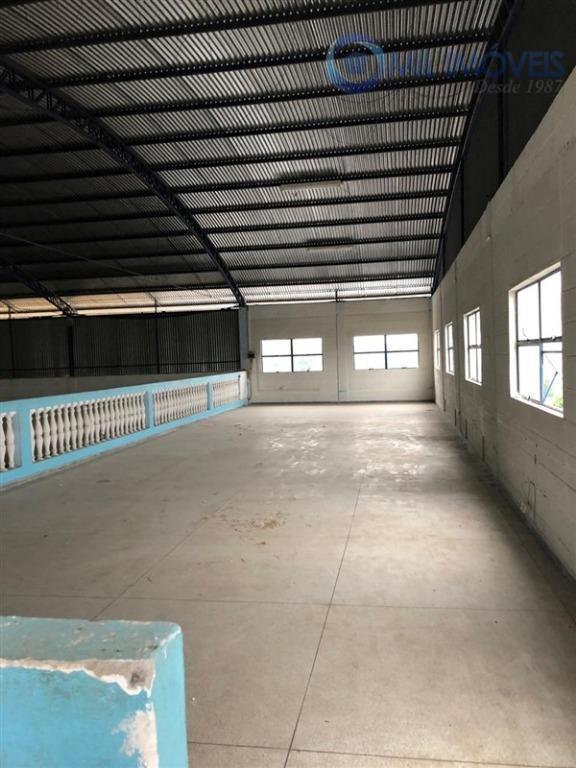 galpão para venda ou locação, com 1.200 m² de área construída e 1.755 m² de terreno.possui...