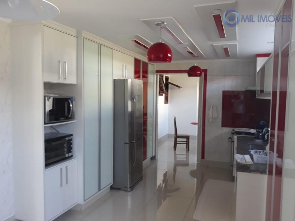 Sobrado com 4 dormitórios à venda, 400 m² por R$ 2.300.000 - Jardim Aquarius - São José dos Campos/SP
