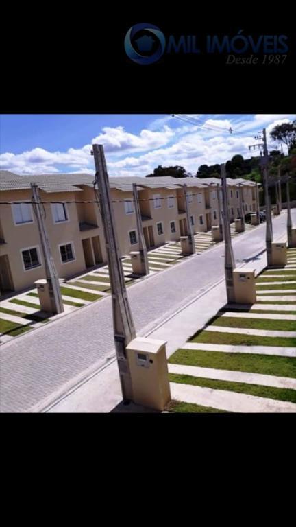 Sobrado com 2 dormitórios à venda, 70 m² por R$ 180.000 - Jardim Colônia - Jacareí/SP