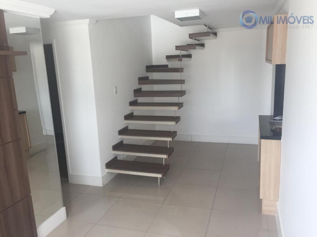 Cobertura com 3 dormitórios à venda, 131 m² por R$ 380.000 - Jardim América - São José dos Campos/SP