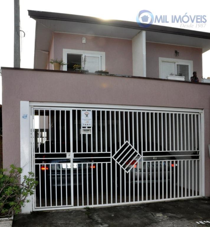 Casa com 3 dormitórios à venda, 123 m² por R$ 450.000 - Jardim das Indústrias - São José dos Campos/SP