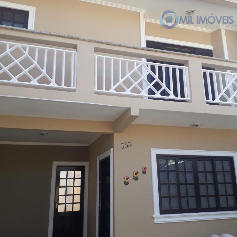 Sobrado com 3 dormitórios para alugar, 128 m² por R$ 2.100/mês - Residencial Bosque dos Ipês - São José dos Campos/SP