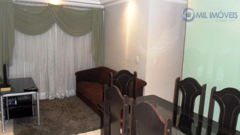Apartamento com 3 dormitórios à venda, 64 m² por R$ 270.000 - Jardim América - São José dos Campos/SP