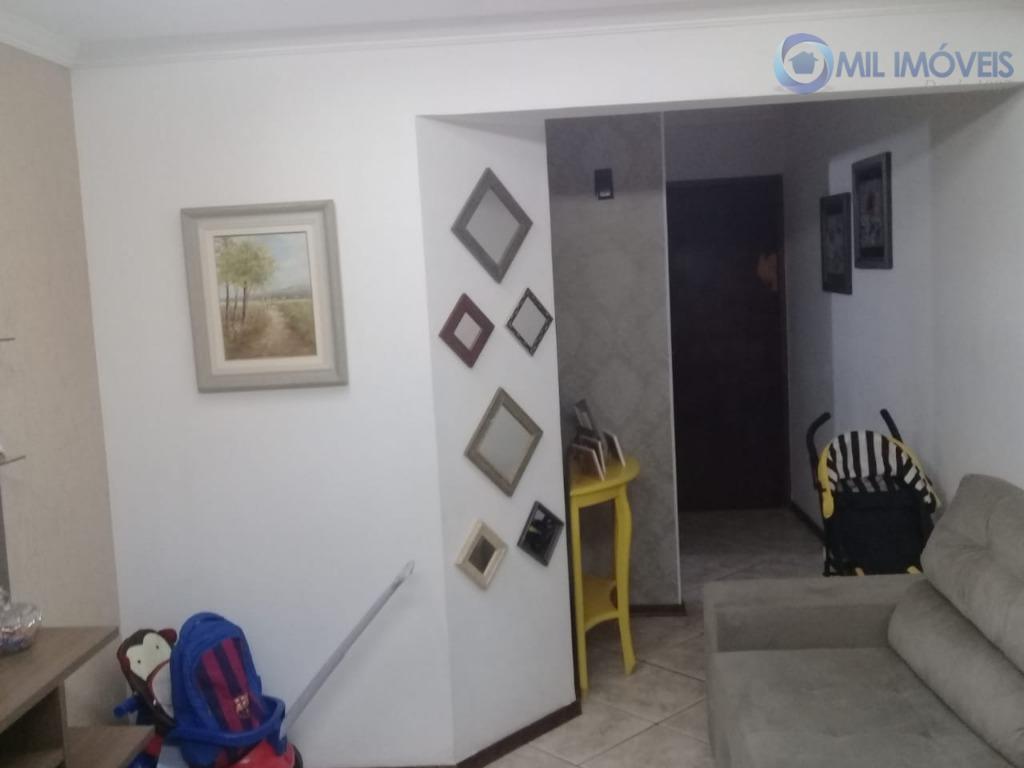 Apartamento com 2 dormitórios à venda, 65 m² por R$ 260.000 - Palmeiras de São José - São José dos Campos/SP