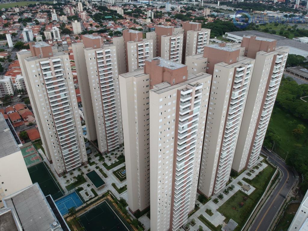 Apartamento com 2 dormitórios à venda, 75 m² por R$ 400.000 - Jardim das Indústrias - São José dos Campos/SP