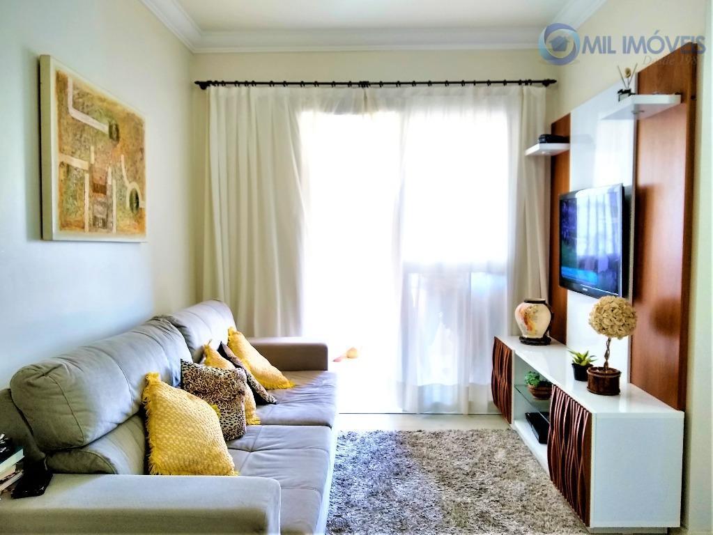 Jardim Souto - Apartamento à venda - 3 dormitórios, suíte, varanda gourmet, piscina