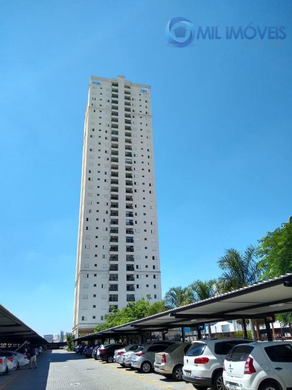 Apartamento com 3 dormitórios à venda, 111 m² por R$ 600.000 - Jardim Aquarius - São José dos Campos/SP
