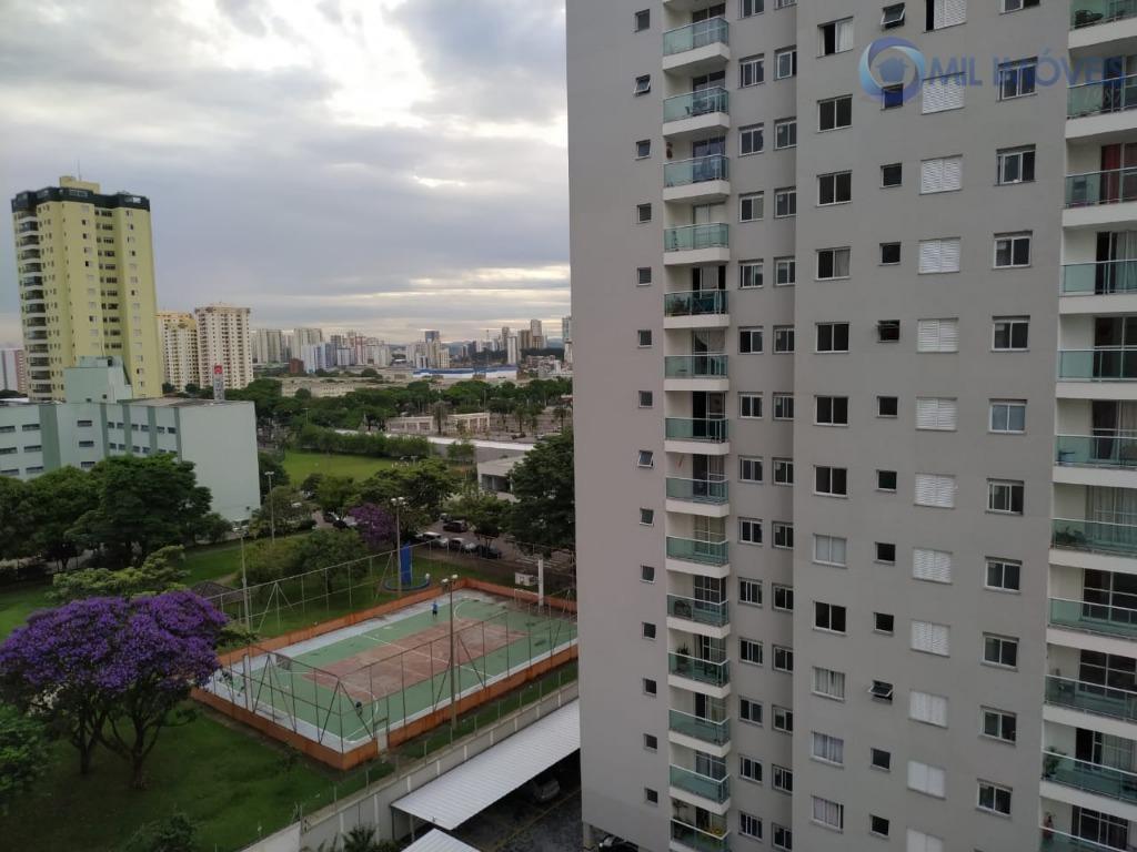 Apartamento com 3 dormitórios à venda, 80 m² por R$ 320.000 - Jardim Satélite - São José dos Campos/SP