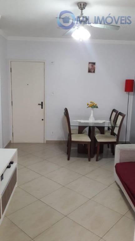 Apartamento com 2 dormitórios à venda, 60 m² por R$ 212.000 - Conjunto Residencial Trinta e Um de Março - São José dos Campos/SP
