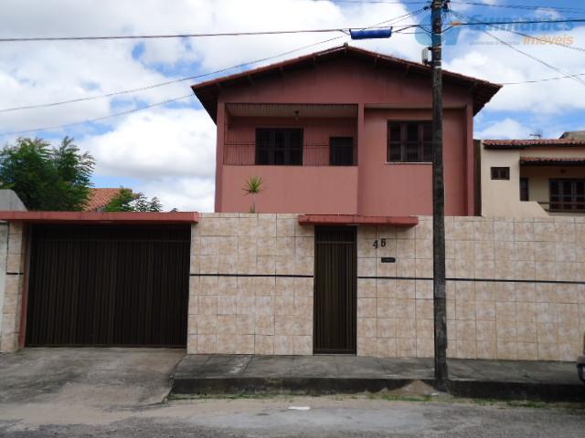 Casa residencial à venda, Cidade dos Funcionários, Fortaleza - CA0113.