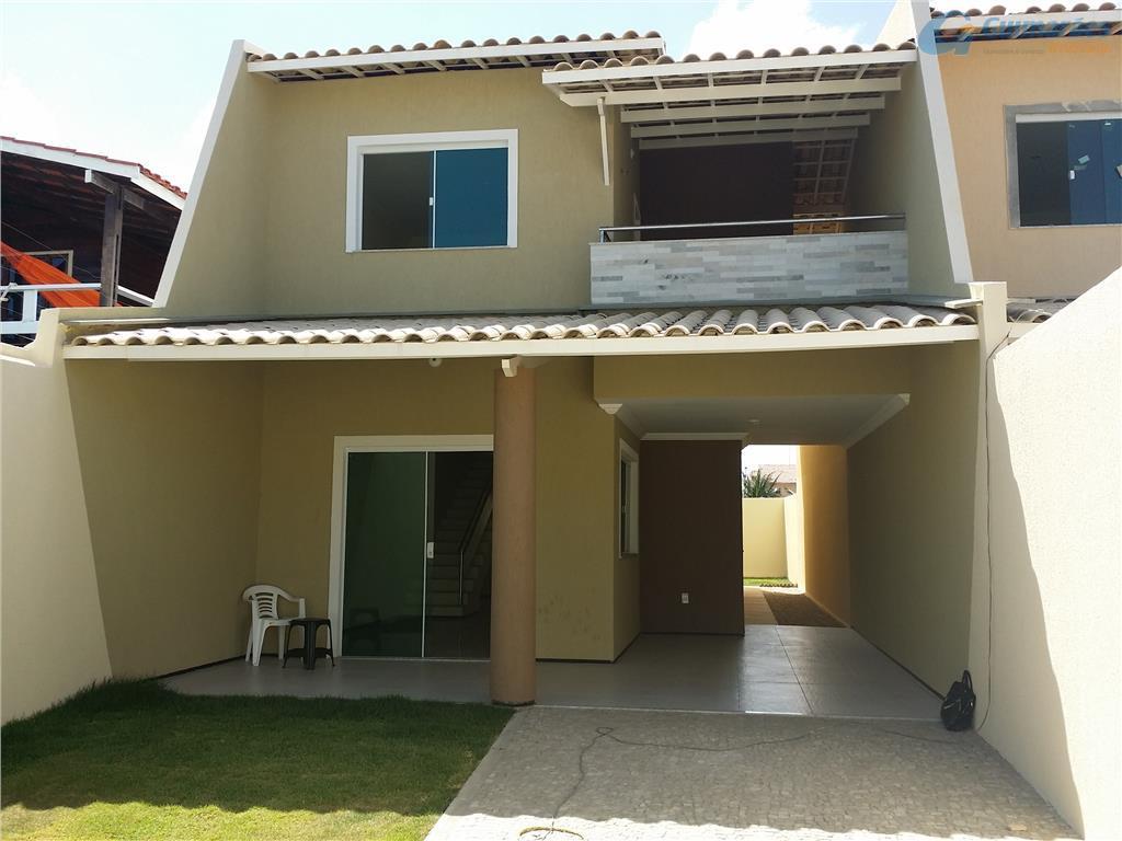 Casa residencial à venda, Cidade dos Funcionários, Fortaleza - CA0465.