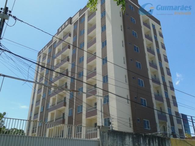 Apartamento residencial à venda, Montese, Fortaleza.