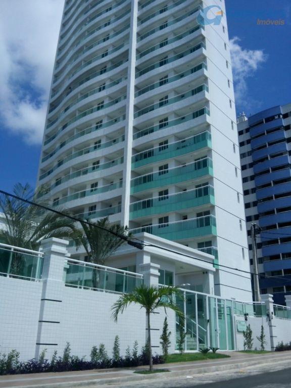 Apartamento residencial à venda, Guararapes, Fortaleza.