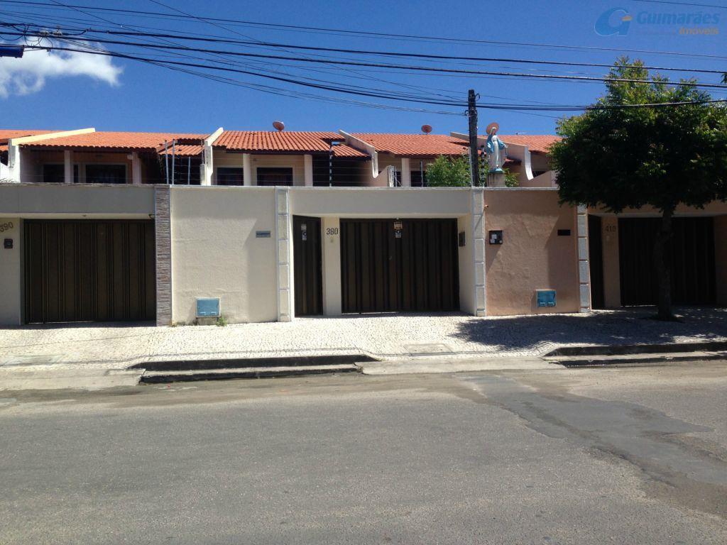 Casa residencial à venda, Cidade dos Funcionários, Fortaleza - CA0597.