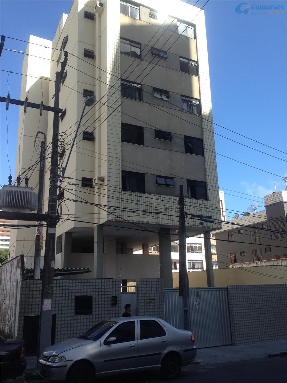 Apartamento residencial à venda, Cocó, Fortaleza - AP1390.
