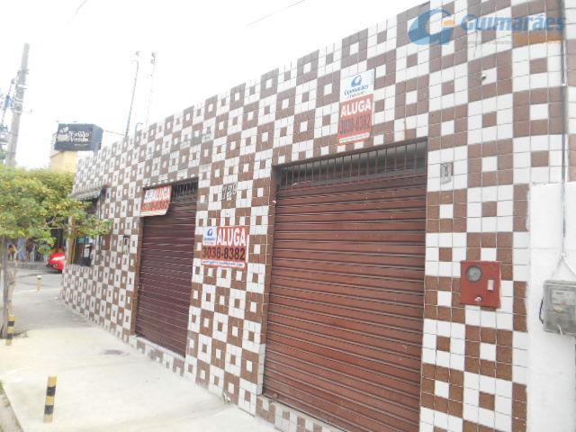 Ponto comercial para locação, Aldeota, Fortaleza.