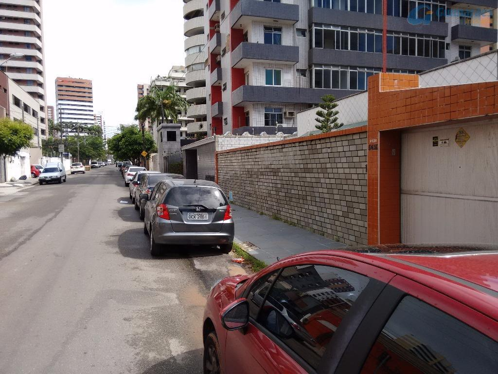Casa residencial à venda, Aldeota, Fortaleza - CA0619.