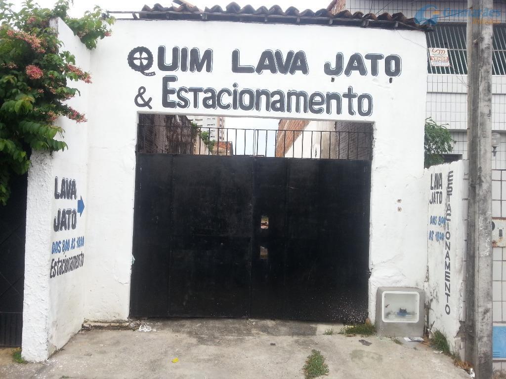 Terreno residencial à venda, Dionisio Torres, Fortaleza - TE0024.